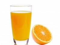 Le jus d'orange un remède pour la grippe